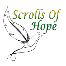 scrolls of hope logo